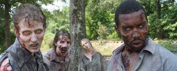 WATCH: Brand New Footage for 'The Walking Dead' Season 2