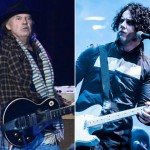 Neil Young and Jack White